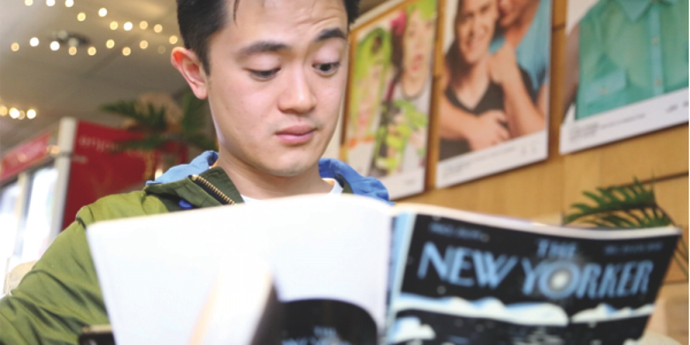 Coming Full Circle with Benjamin Law