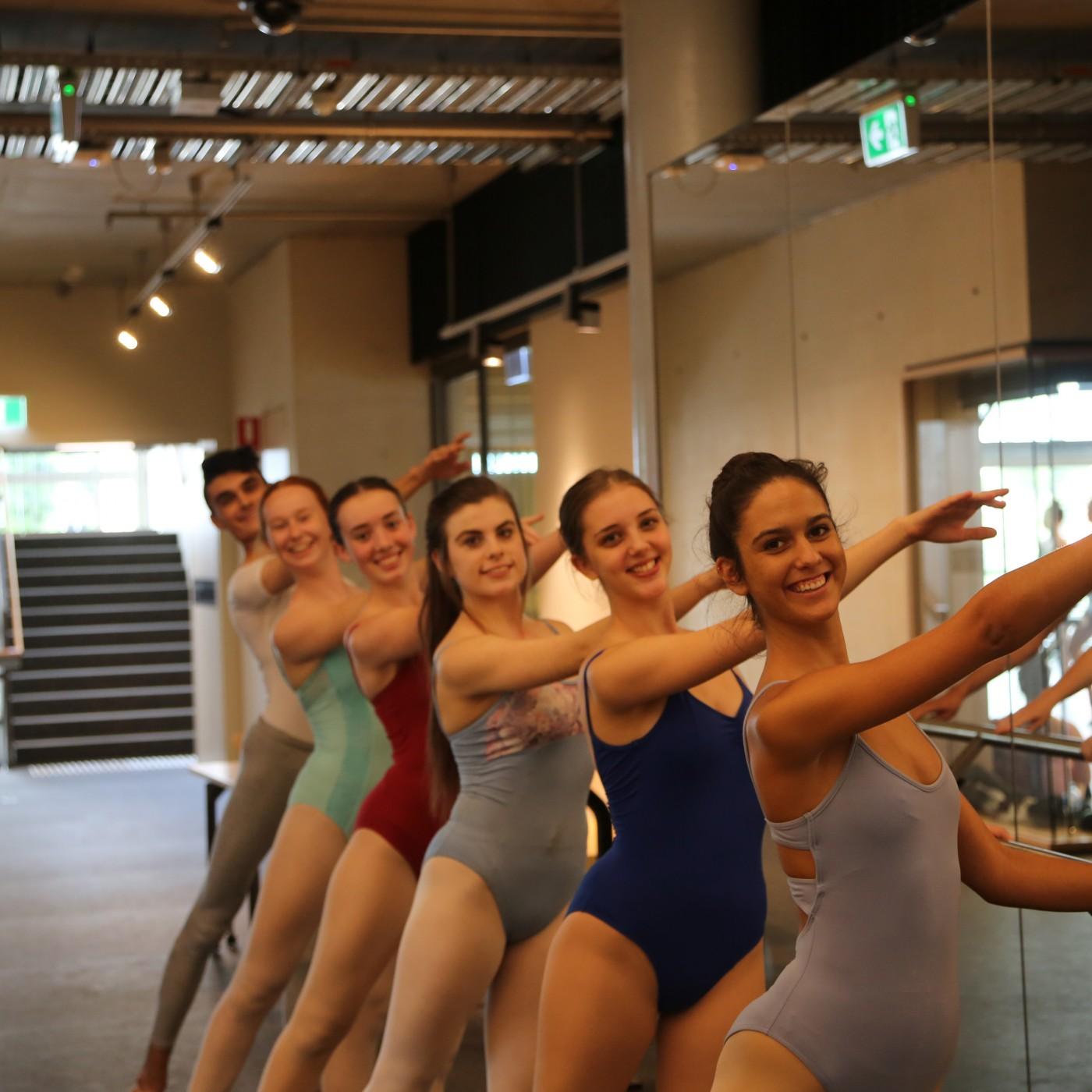 Eddie, Lucinda, Meg, Orla – Dancers
