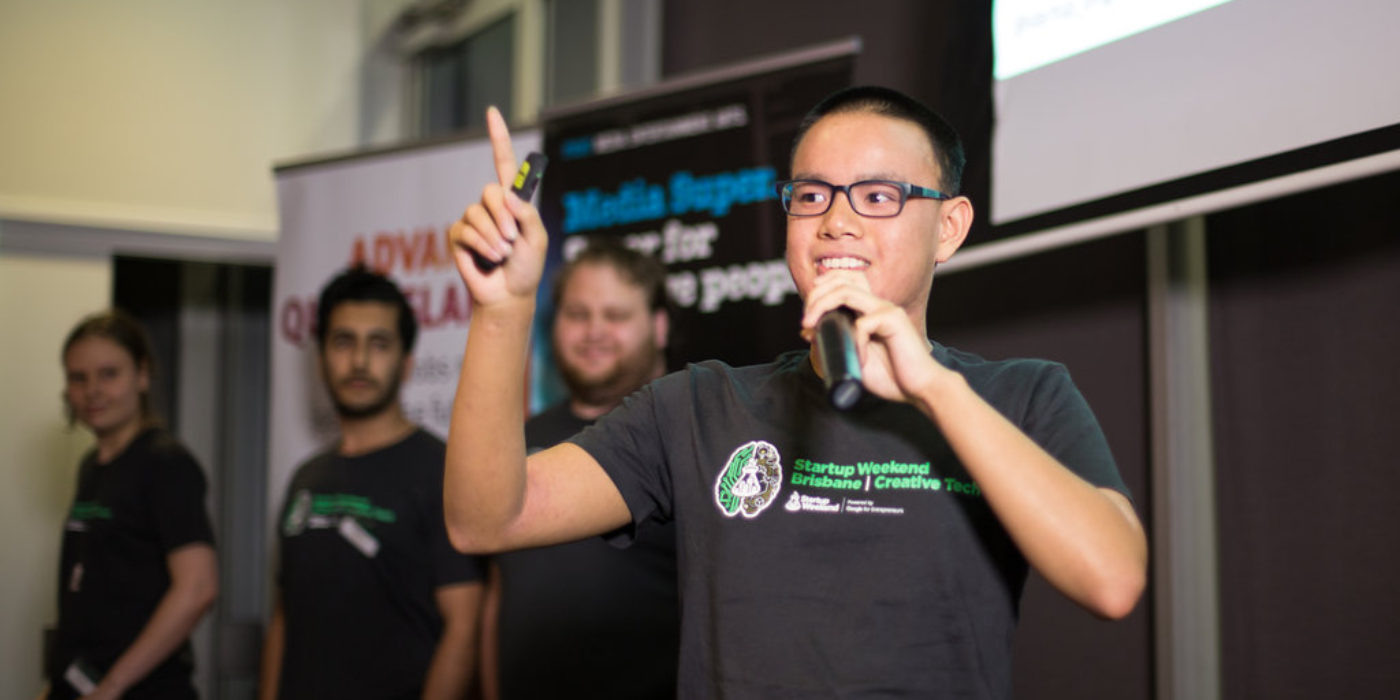 Startup Weekend Brisbane | Creative Tech