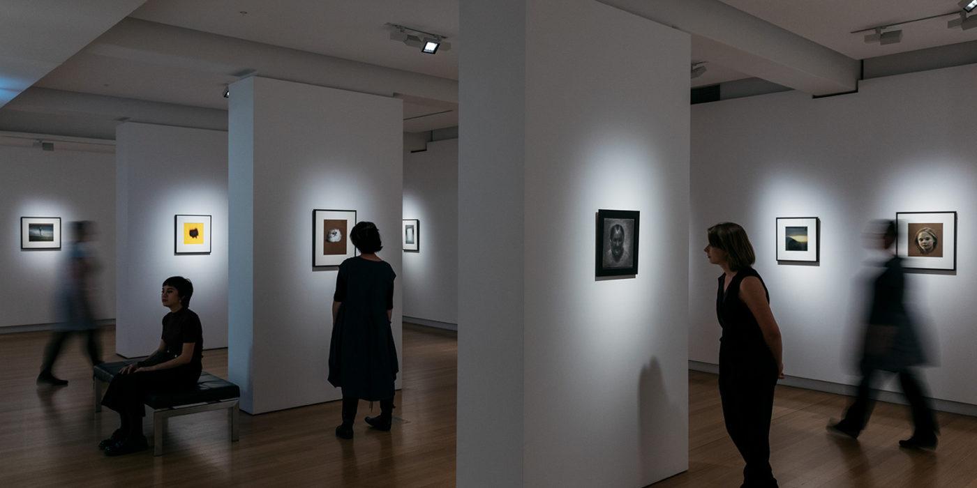 Behind the scenes – Louise Hearman at QUT Art Museum