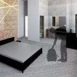 KREATIV HOTEL- BRUNSWICK GUEST ROOM