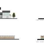 Newcastle Neighbourhood Justice Centre_elevations
