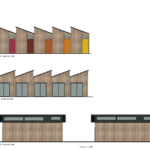 Newcastle Neighbourhood Justice Centre_mid term housing_elevations