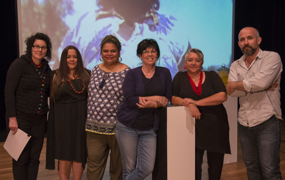 Creative Industries Indigenous Seminar Series – Dr Lou Bennett and Dr Romaine Moreton