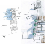 Wang Fu Spring Bathhouse_process sketches
