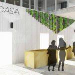 CASA AGED CARE FACILITY- RECEPTION