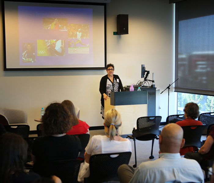 Creative Industries Indigenous Seminar Series | Distinguished Professor Aileen Moreton-Robinson