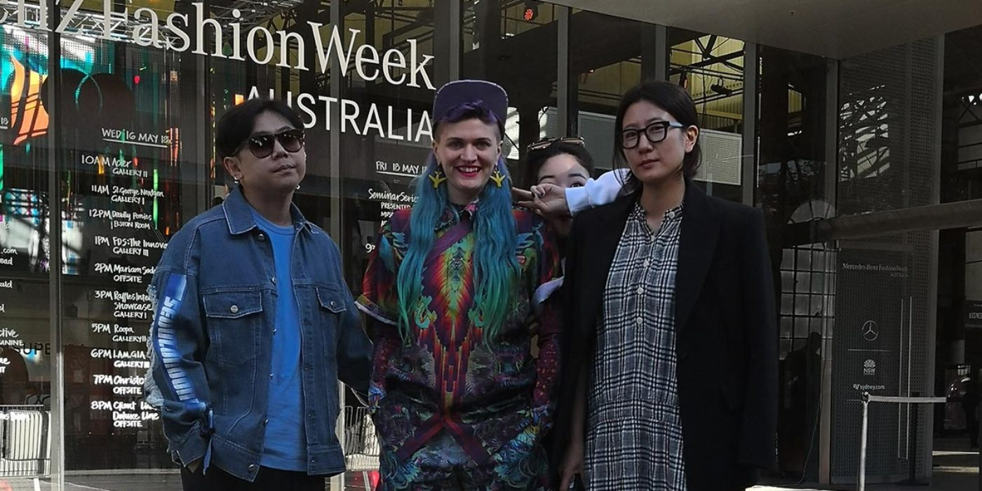 QUT leads Australia/Korea fashion fusion