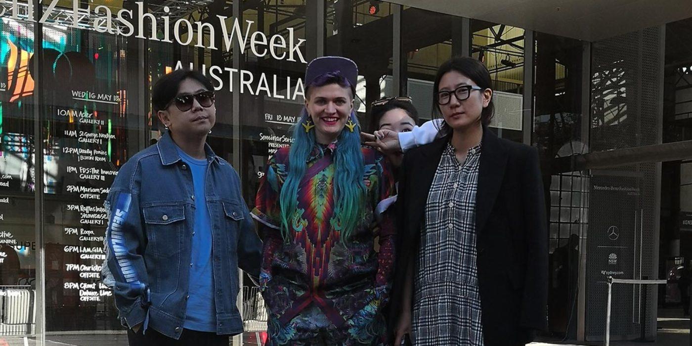 QUT leads Australia/Korea fashion fusion