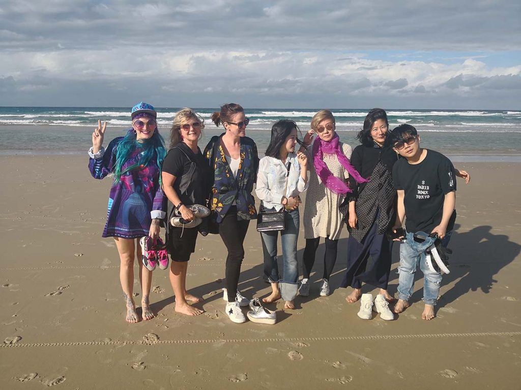 Australia Korea Emerging Designer Exchange Program 2018 Participants