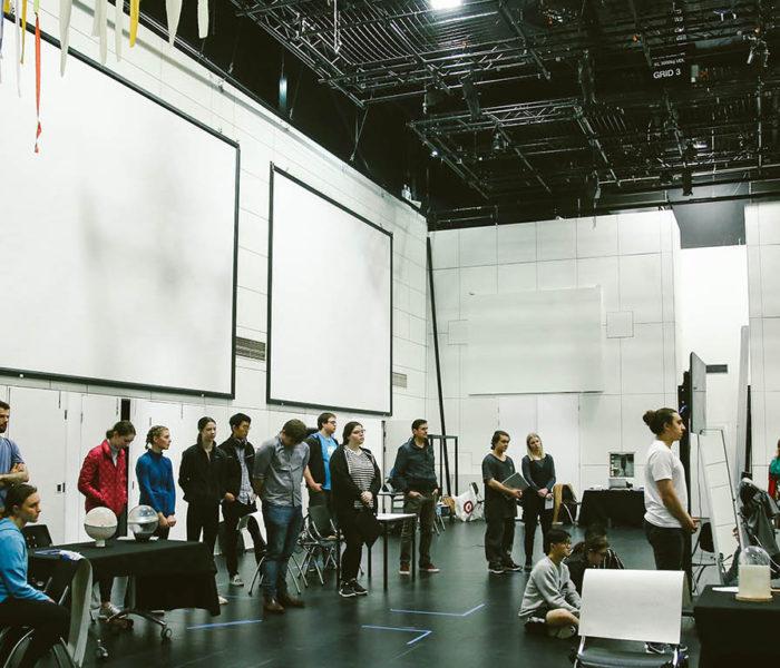Ars Electronica Futurelab Academy 2018