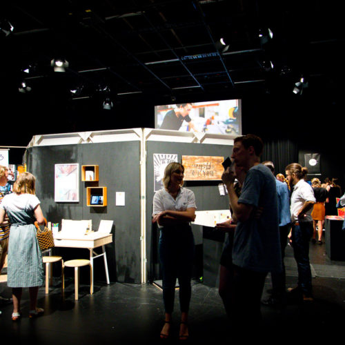 Interactive and Visual Design works inspire at Design Festival