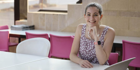 Exploring student perspectives at QUT's School of Communication: Abbey Geran
