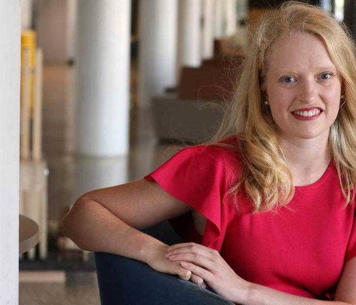 Exploring student perspectives at QUT's School of Communication: Bridgette Vanderwolf