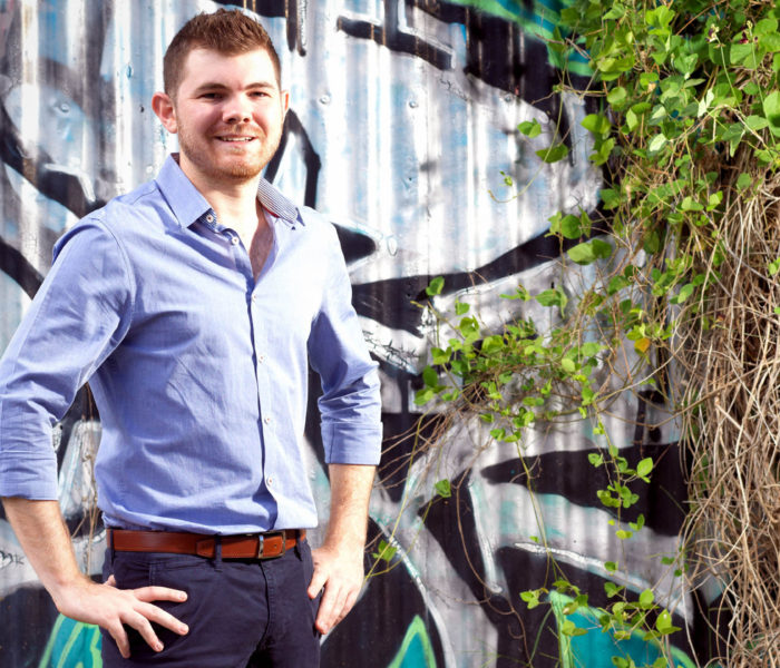 What's after uni? User experience expert and QUT graduate Nicholas Burge discusses his experiences