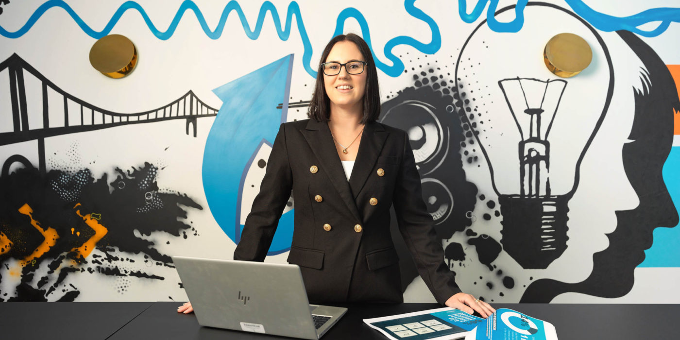What's after uni? From intern to head of sales research and insights with Jasmine Beech
