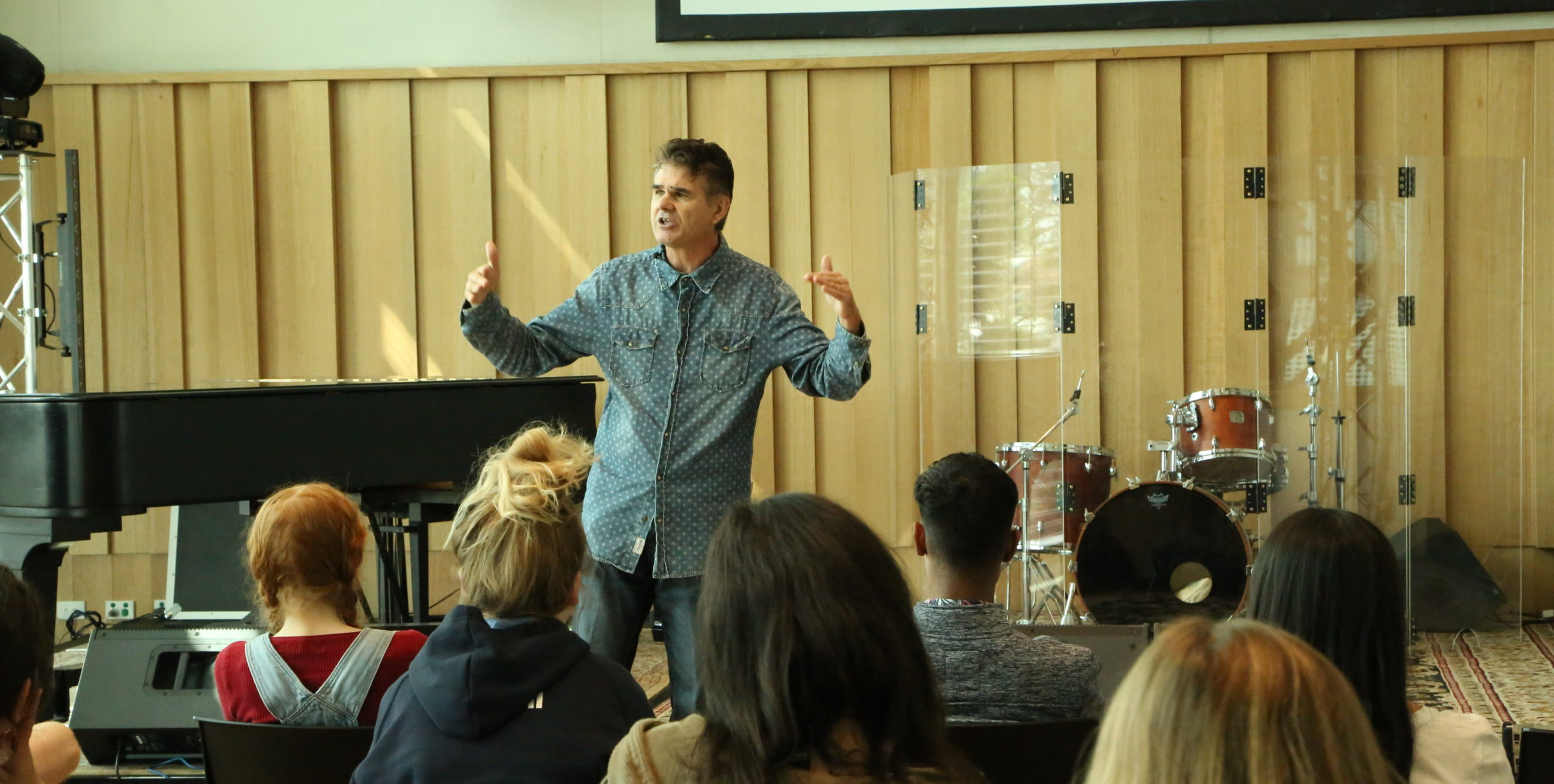 Dr Christian Heim shares mental health advice for uncertain times