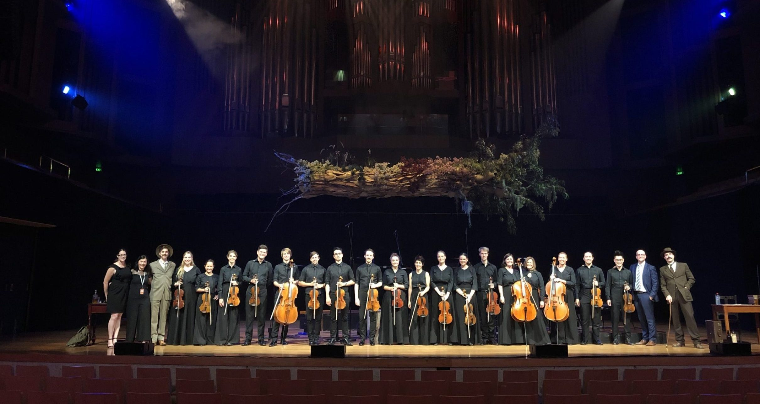 Camerata embraces innovation to continue sharing music