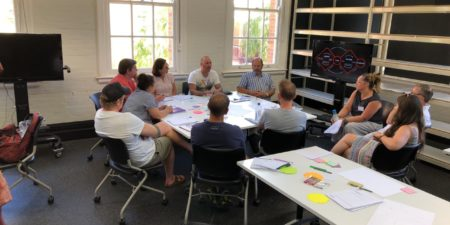 QUT working together with Queensland design teachers